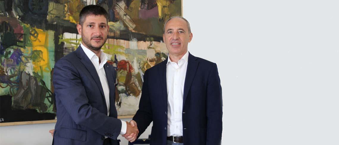 Convenzione Friulia-Confindustria Udine