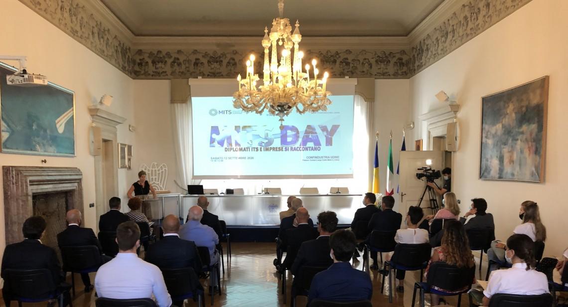 MITS DAY 2020 IN CONFINDUSTRIA UDINE